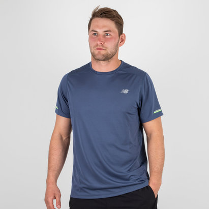 New Balance Ice S/S Performance Training T-Shirt