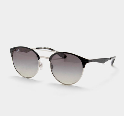 Ray-Ban 3545 900411 54 Top Black Sunglasses
