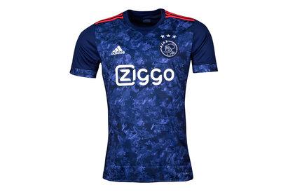 Ajax 17/18 Away Replica S/S Football Shirt