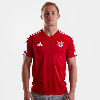 adidas Bayern Munich 17/18 Players Football Training Shirt