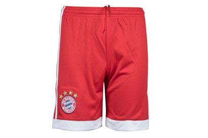 adidas Bayern Munich 17/18 Kids Home Football Shorts