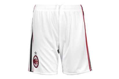 adidas AC Milan 17/18 Kids Home Football Shorts