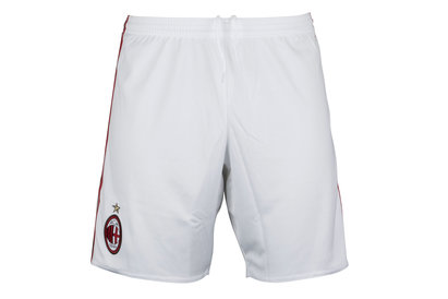 adidas AC Milan 17/18 Home Football Shorts