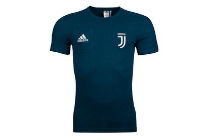 adidas Juventus 17/18 Players Football Training T-Shirt