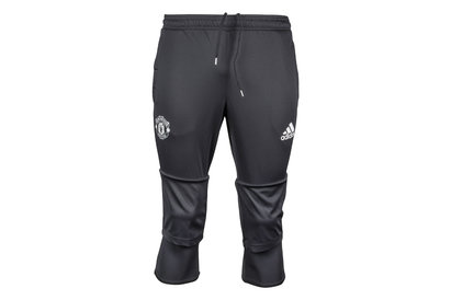 adidas Manchester United 17/18 Players 3/4 Football Pants