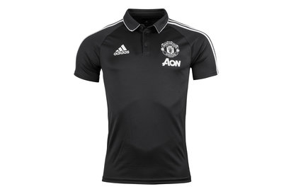 adidas Manchester United 17/18 Football Polo Shirt