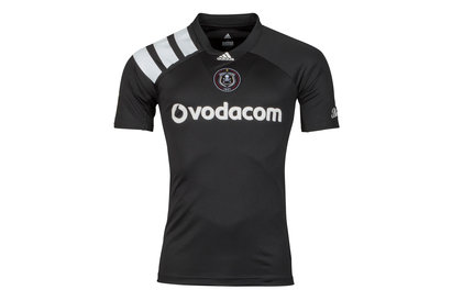 Orlando Pirates 17/18 Home S/S Replica Football Shirt