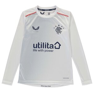 Castore Rangers Home Goalkeeper Shirt 2020 2021 Junior