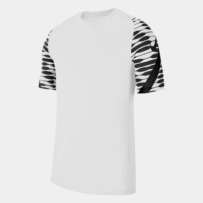 Nike Dri FIT Strike Mens Short Sleeve Soccer Top
