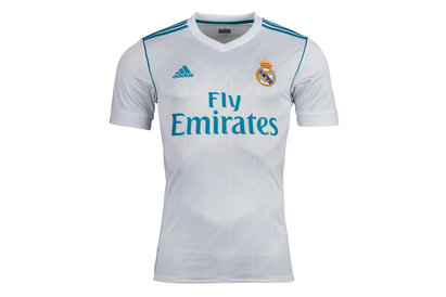 detailed look dc066 9139b adidas Real Madrid 17/18 Youth Away S/S Replica Football ...
