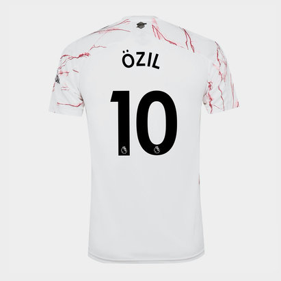 adidas Arsenal Ozil Away Shirt 20/21 Mens