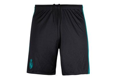 adidas Real Madrid 17/18 Away Football Shorts