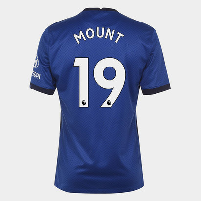 Nike Chelsea Mount Home Shirt 20/21 Mens