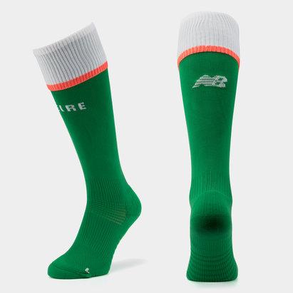New Balance Republic of Ireland 17/18 Home Football Socks
