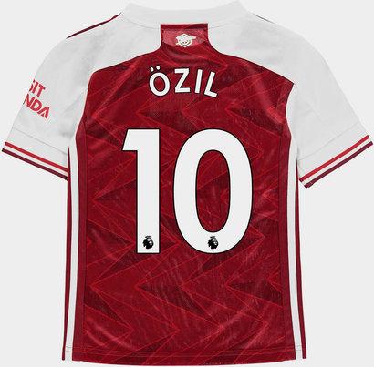adidas Arsenal Mesut Ozil Home Shirt 20/21 Kids