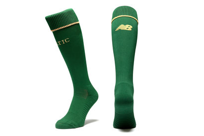 New Balance Celtic FC 17/18 Away Football Socks