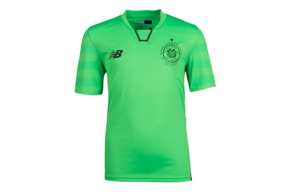New Balance Celtic FC 17/18 Kids 3rd S/S Replica Football Shirt