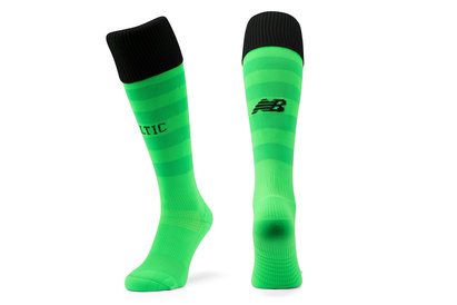 New Balance Celtic FC 17/18 3rd Football Socks