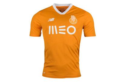 New Balance FC Porto 17/18 Away S/S Replica Football Shirt