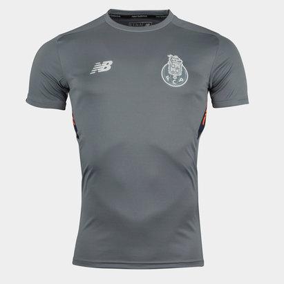 New Balance FC Porto 17/18 S/S Football Training Shirt