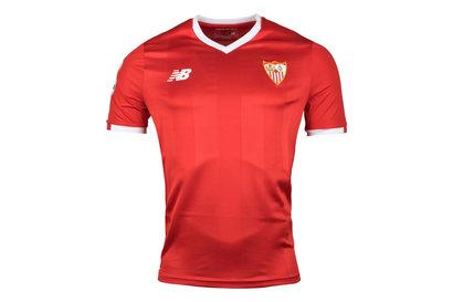 Sevilla 17/18 Away S/S Replica Football Shirt
