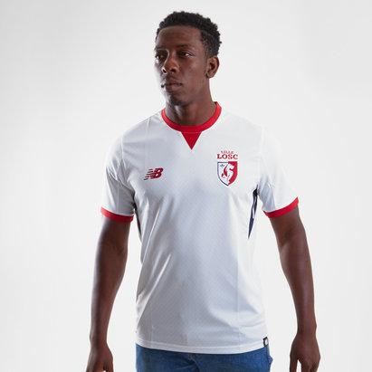New Balance Lille OSC 17/18 Away S/S Replica Football Shirt