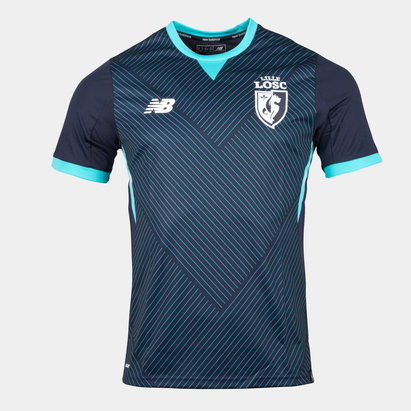 New Balance Lille OSC 17/18 3rd S/S Replica Football Shirt