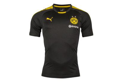 Puma Borussia Dortmund 17/18 S/S Football Training Shirt