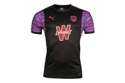 Puma FC Girondins de Bordeaux 17/18 Pitch S/S Football Shirt