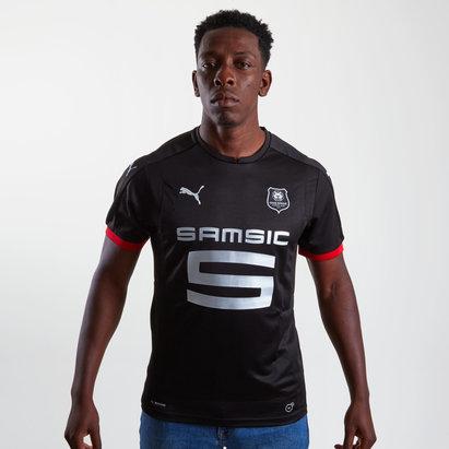 Puma Stade Rennais 17/18 Pitch S/S Football Shirt