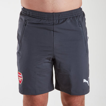 Puma Arsenal 17/18 Players Football Training Shorts