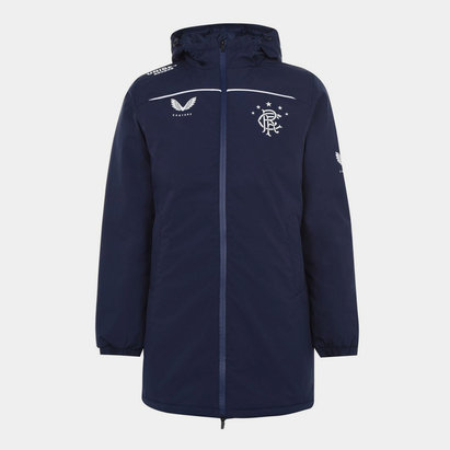 Castore RFC Bench Jacket Mens
