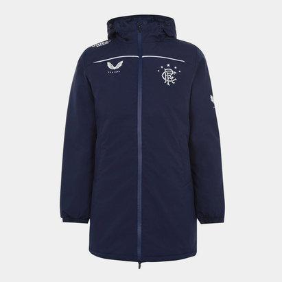 Castore RFC Bench Jacket Mens