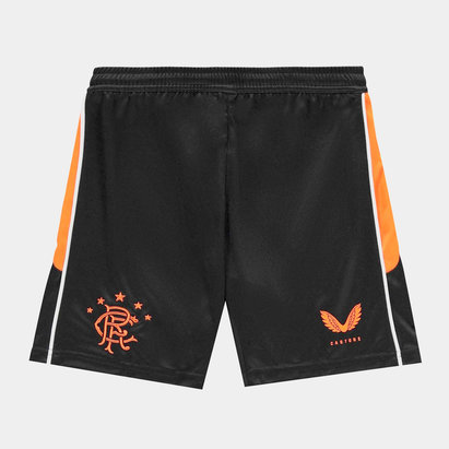 Castore Rangers Third Shorts 20/21 Kids