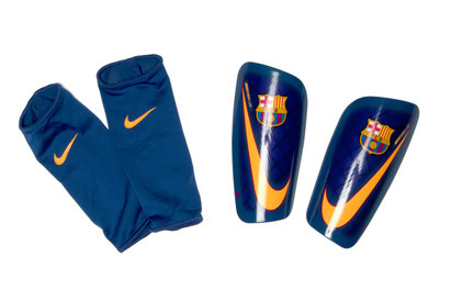 Nike FC Barcelona 17/18 Mercurial Lite Shin Guards