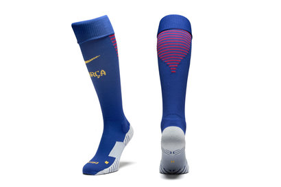 Nike FC Barcelona 17/18 Home Football Socks
