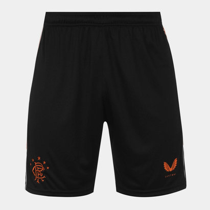 Castore Rangers Third Shorts 20/21 Mens