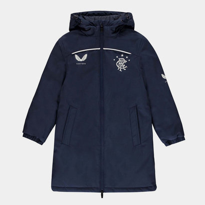 Castore Rangers Quarter Zip Training Top 20/21 Kids