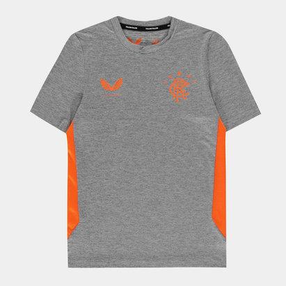 Castore Rangers Pre Match Shirt 20/21 Kids