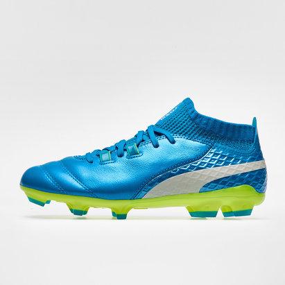 Puma One 17.1 Kids FG Football Boots