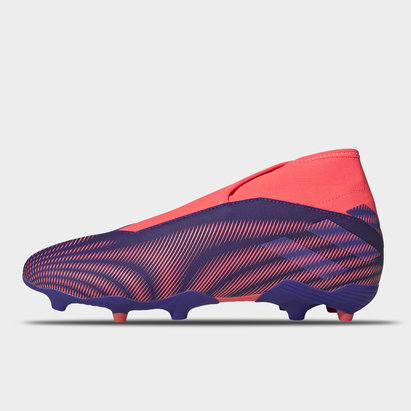 adidas Nemeziz .3 Laceless FG Football Boots Mens