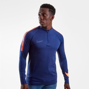 Nike Dry Squad Football Training Drill Top