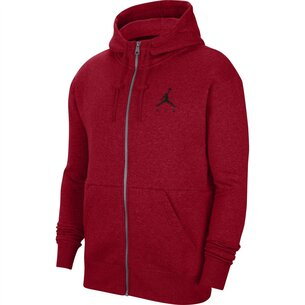 Air Jordan Jumpman Mens Full Zip Fleece Hoodie