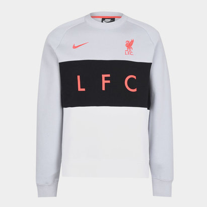 Nike Sportswear Liverpool FC Crew Sweatshirt Mens