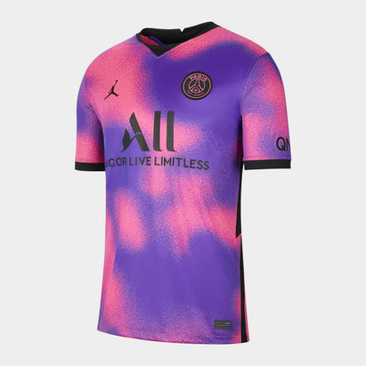 Nike Paris Saint Germain x Jordan 4th Shirt 2021