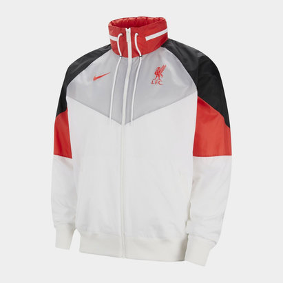 Nike Liverpool Windrunner Jacket Mens