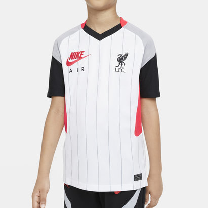 Nike Air Max Liverpool Stadium Shirt Junior