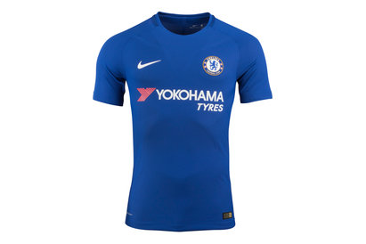 Nike Chelsea FC 17/18 Home S/S Authentic Match Football Shirt