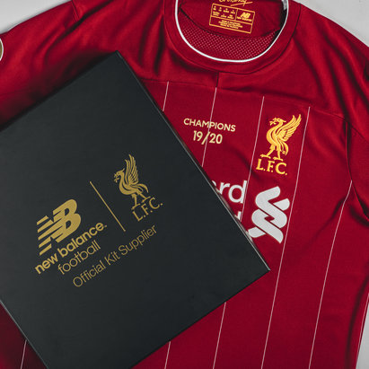 New Balance Liverpool FC Winners Boxed Jersey