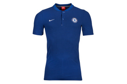 Nike Chelsea FC 17/18 Authentic Grand Slam Football Polo Shirt